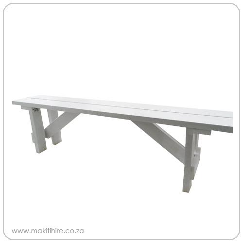 Astounding Bench White Pdpeps Interior Chair Design Pdpepsorg