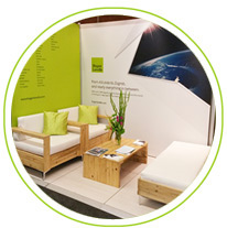 expo furniture display